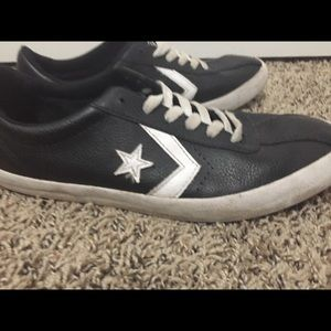 Converse Shoes Leather Retro Size 5